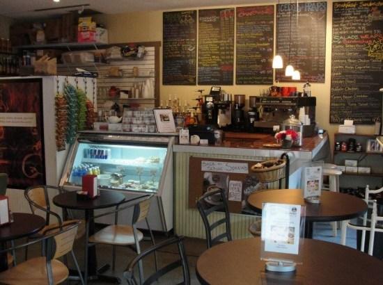 Corner Perk Cafe