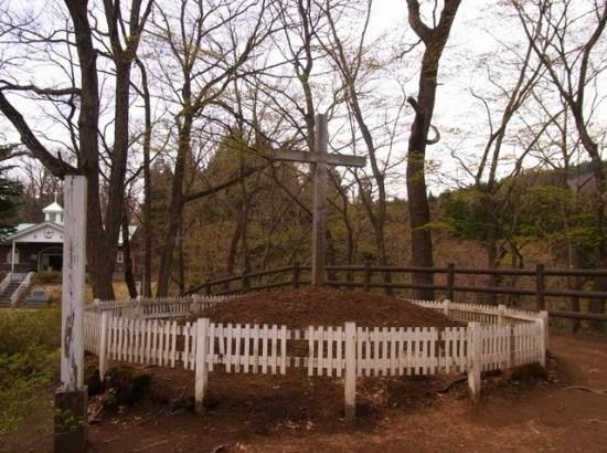 La tomba di Gesù Cristo a Shingo (1)