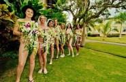 Sposi nudi in Giamaica (3)