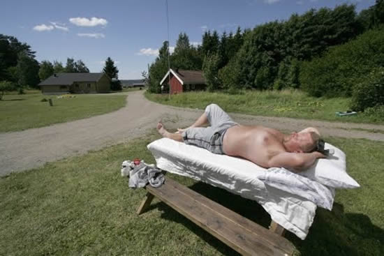 Prigione di Bastoy, Norvegia (1)