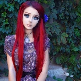 Anastasiya Shpagina, la ragazza che sembra uscita da un manga giapponese