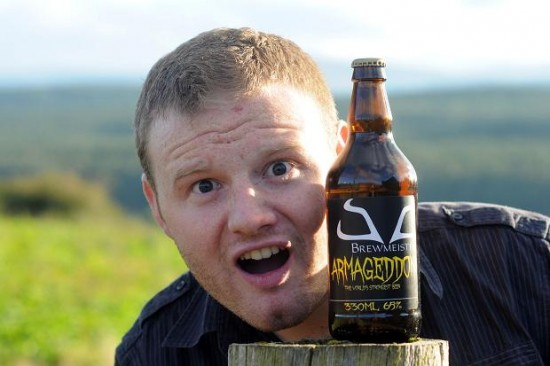Armageddon, la birra più alcolica del mondo