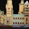 Costruisce il vero castello di Hogwarts con i LEGO (8)