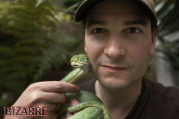 Si inietta veleno di serpente per rafforzare le difese immunitarie (3)