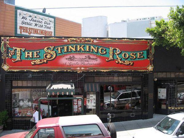 The Stinking Rose, il ristorante con piatti a base di aglio (3)