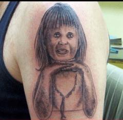 I peggiori tatuaggi di Marzo Aprile e maggio 2013 (41)