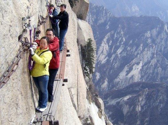 L'attrazione turistica più pericolosa al mondo (5)