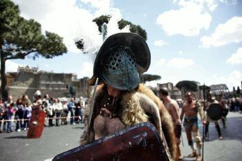 Scuola Gladiatori Roma - dove puoi diventare un vero gladiatore (1)