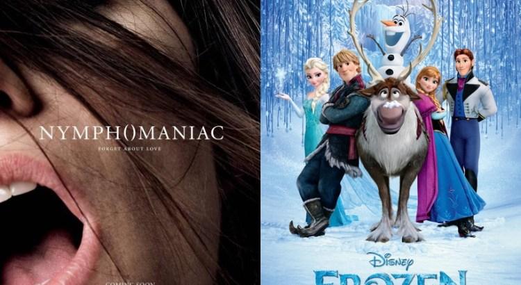Passano il trailer di un film erotico al cinema prima di un film Disney