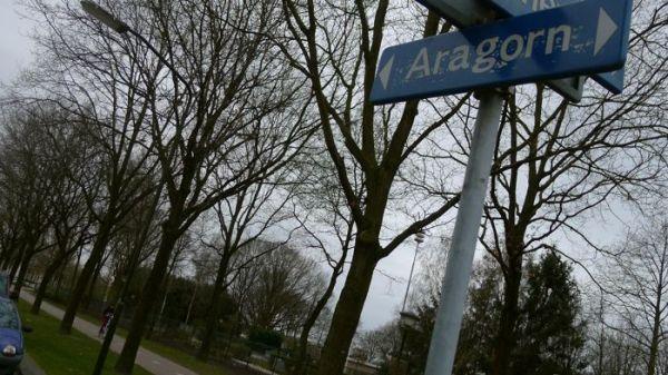 Città olandese ha i nomi delle vie ispirate a Il Signore degli Anelli (2)