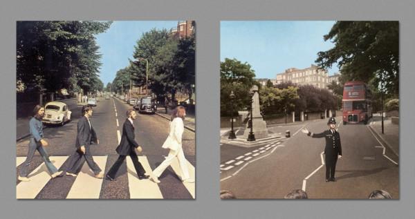 Cover di album famosi viste da dietro (2)