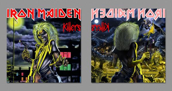 Cover di album famosi viste da dietro (6)