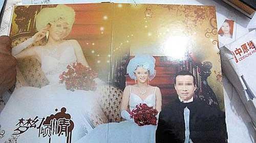 Crea false identità per sposare più donne