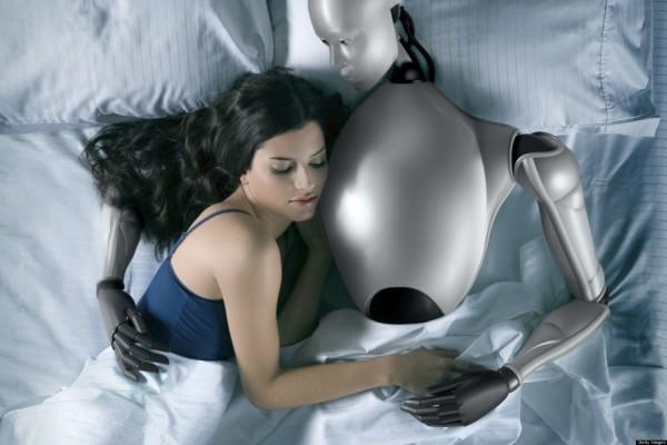 Una persona su sei farebbe sesso con un robot