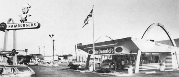 McDonald's più vecchio del mondo (2)