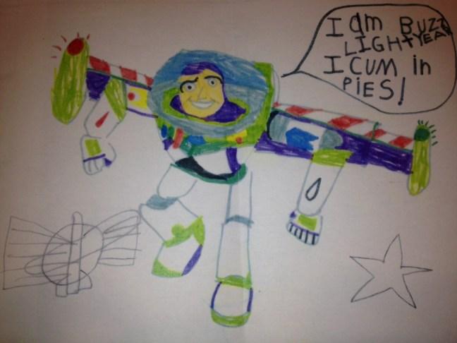 I 10 disegni più grotteschi fatti dai bambini (10)