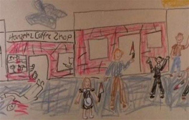 I 10 disegni più grotteschi fatti dai bambini (7)