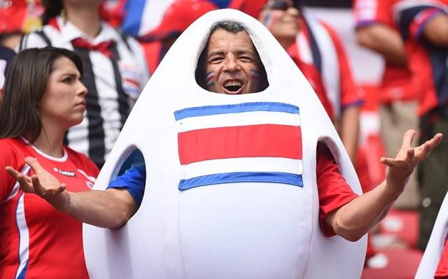 "Mondiali 2014: i tifosi più ""pazzi"" (8)"
