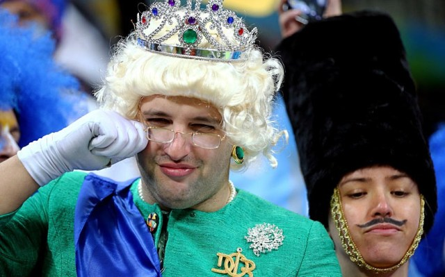 "Mondiali 2014: i tifosi più ""pazzi"" (2)"