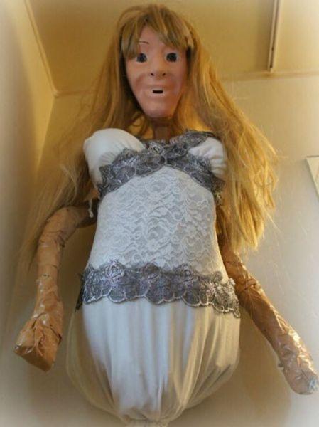 Trasforma la doccia in una bambola (4)