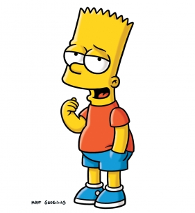 Bart Simpson porno
