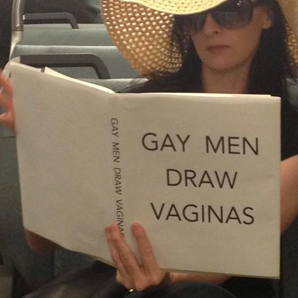 Gay Men Draw Vaginas (1)