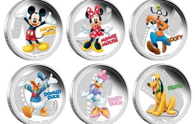 Monete Disney che si possono spendere davvero (2)
