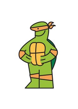 Omino dell'IKEA travestito da personaggi di cartoni animati (8)