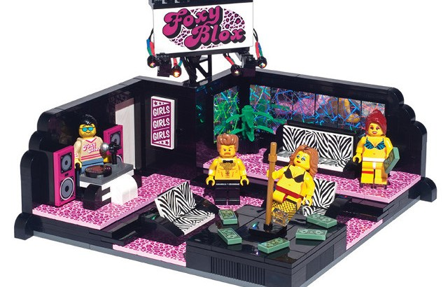 Lego Strip Club Set (1)