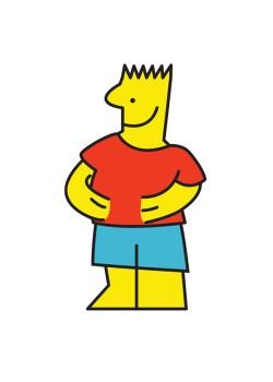 Omino dell'IKEA travestito da personaggi di cartoni animati (5)