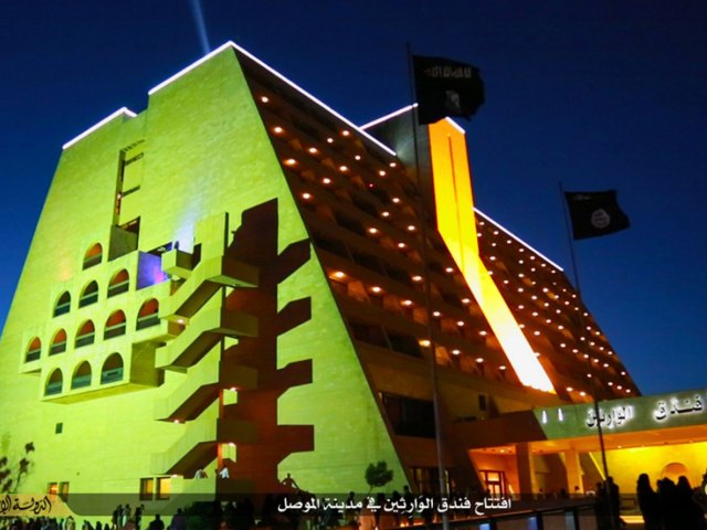 isis hotel - ninawa international