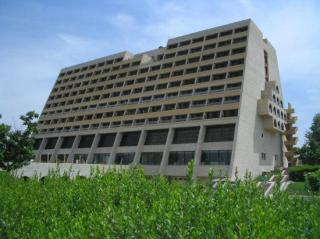 Hotel a 5 stelle dell'ISIS