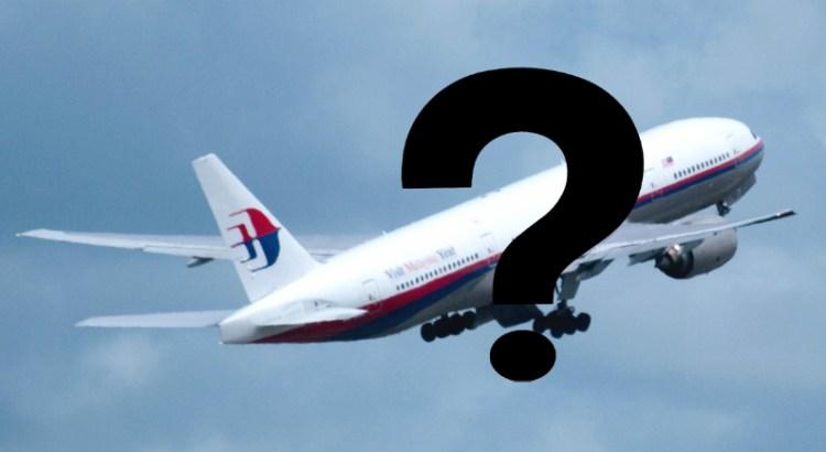 aereo malasya airlined scomparso