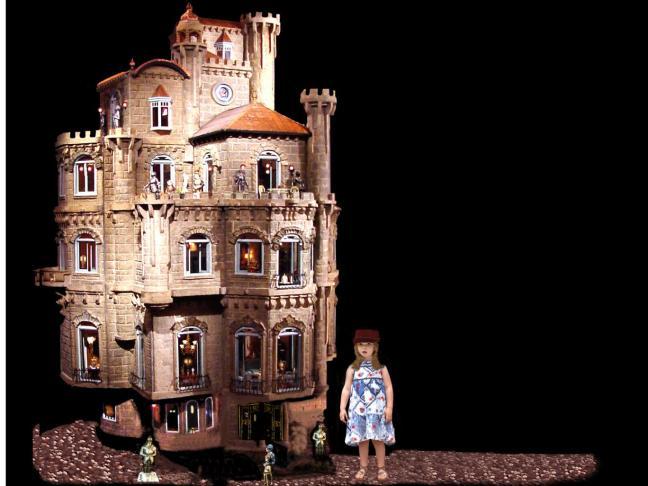 La casa delle bambole più costosa del mondo costa $8,5