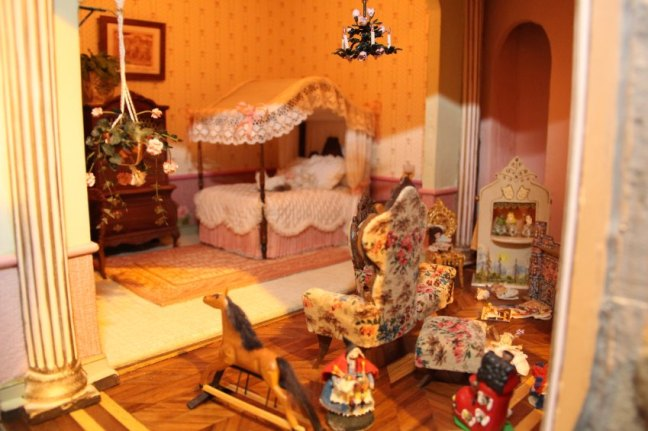 The Astolat Dollhouse Castle