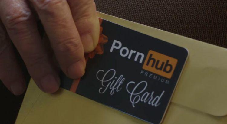 La 'toccante' pubblicità natalizia del sito porno Pornhub