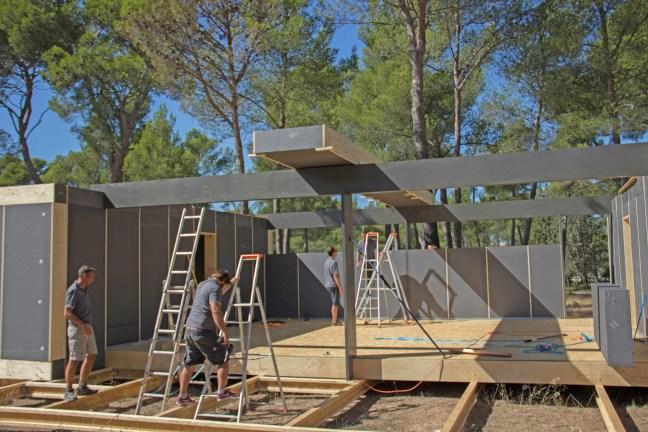 PopUp House, la casa eco-sostenibile che si monta come i mobili IKEA