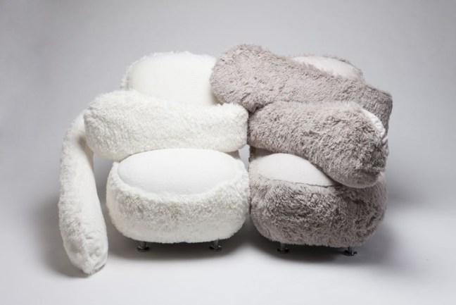 Free Hug Sofa, la poltrona morbidosa che ti abbraccia