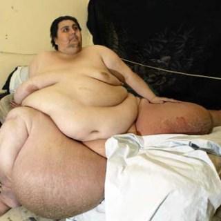 L'uomo più grasso del mondo: Manuel Uribe