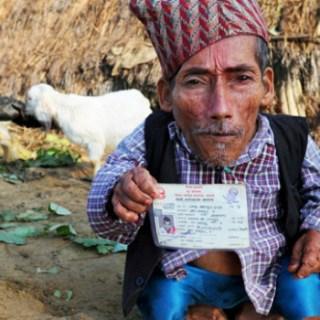 L'uomo più basso del mondo - Chandra Bahadur Dangi (2012)