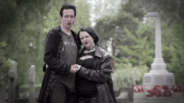 I Veri Vampiri - Lia Benninghoff e Aro Draven