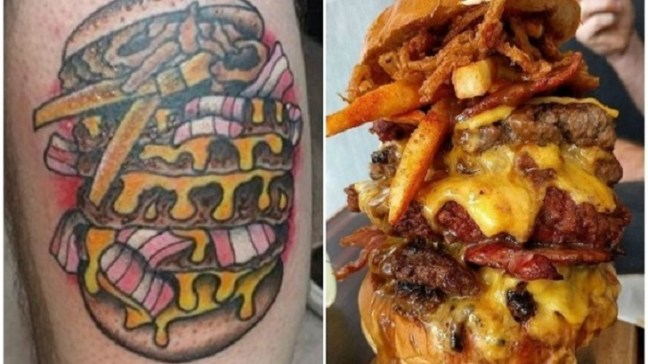 cafe-51-hamburger-gratis-tatuaggio