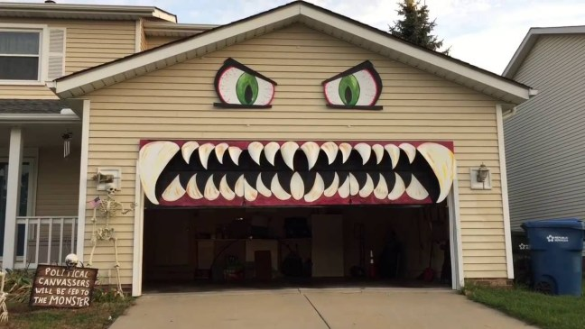 mostro-garage