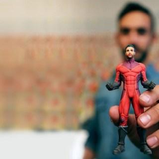 Da oggi puoi creare l'action figure di te stesso: HeroMod