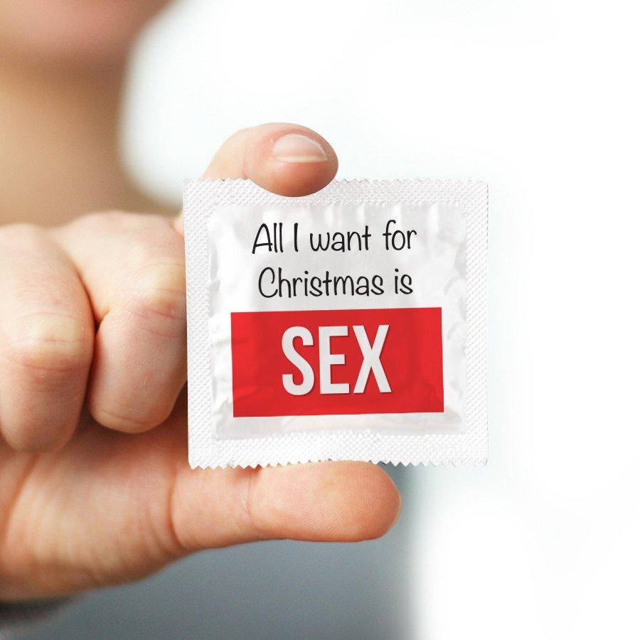Funny Condoms vende preservativi natalizi – e un po' blasfemi