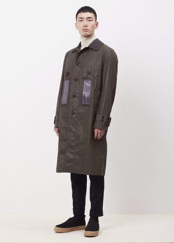 Designer giapponese crea cappotto a energia solare2