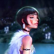 Irakli-Nadar-Principessa-Mononoke-2