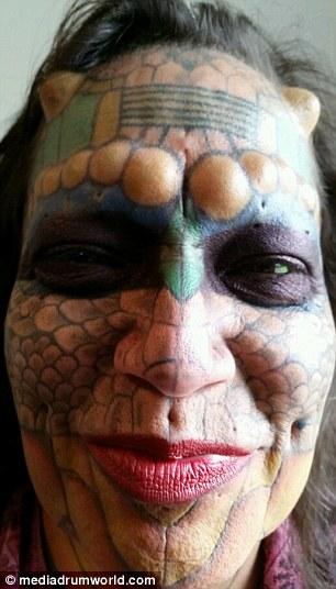 Eva Medusa - La donna transgender diventata un drago 2