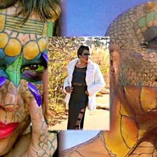 Eva Medusa, la donna che ha speso 60mila dollari per diventare un dragone