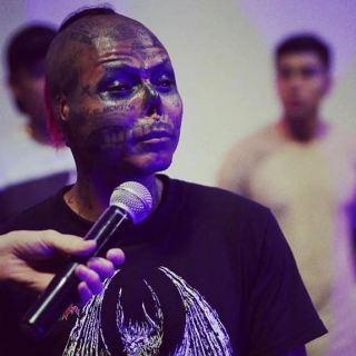 Kalaca Skull - L'uomo che vuole diventare uno scheletro